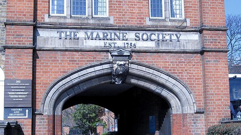 the marine society