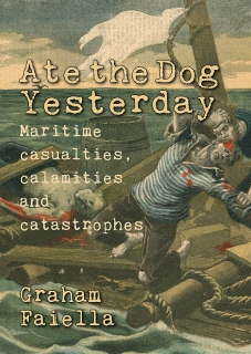 ate the dog yesterday book cover