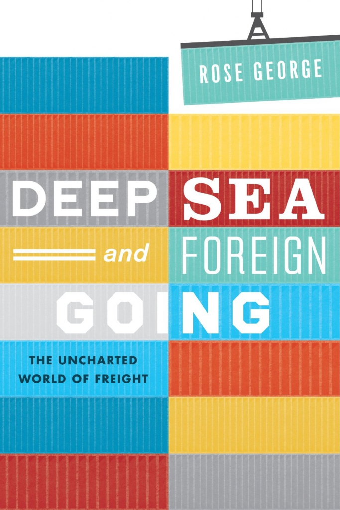 deep sea and foreign going book cover