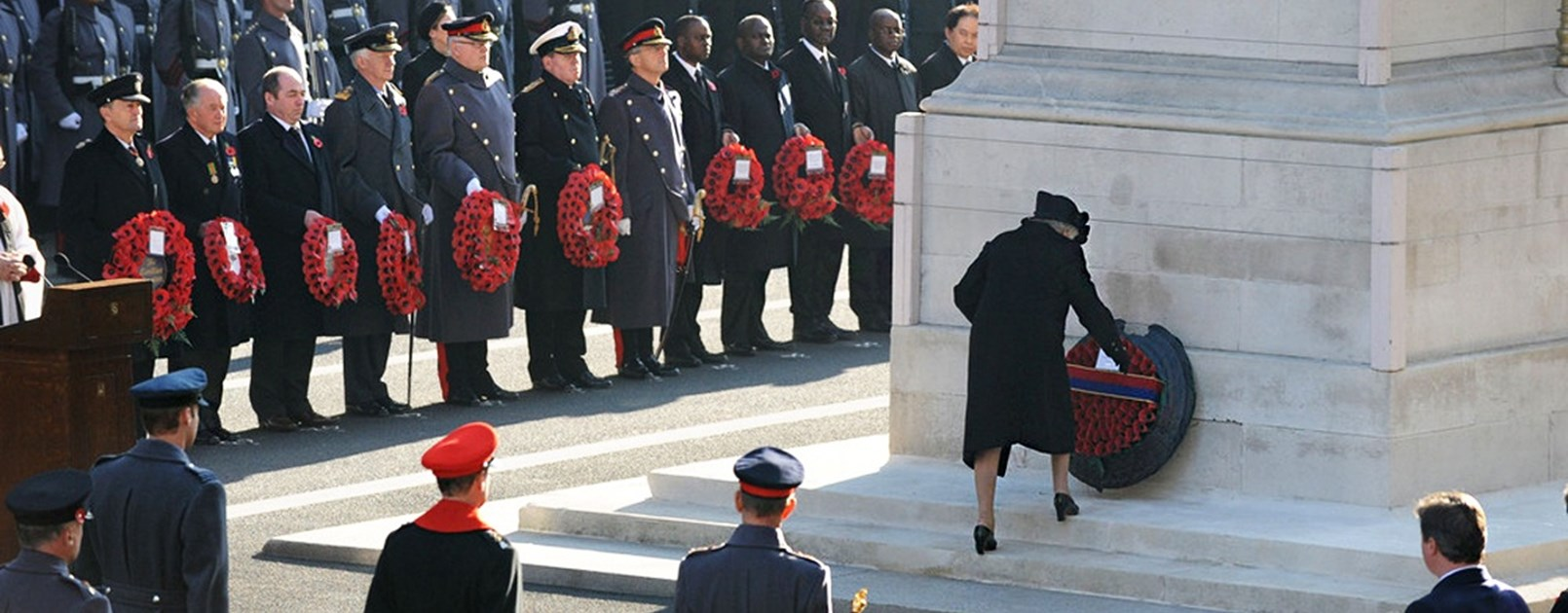 Remembrance Sunday 2019 uk